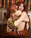 B is for bailey Bailey's rock violent cock and feet. Bailey Jay.