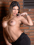 Nathalie Nathalie. Seductive Nathalie strips & poses