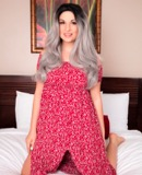 Bailey jay is the lady in bed who will penish sucking and have sex your penish dry.